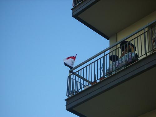 Florence, Flag of hope - Firenze, Bandiera della Speranza