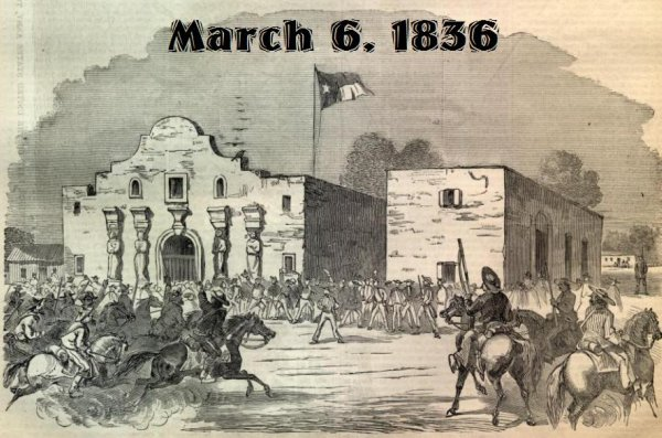 March 6, 1836