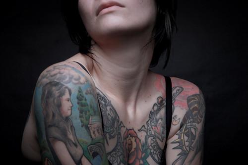 A Tatto artist (2/5)