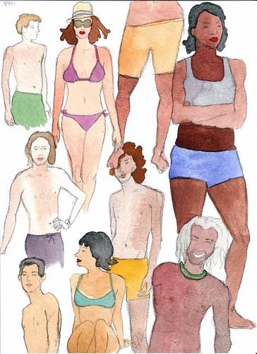 More bodies