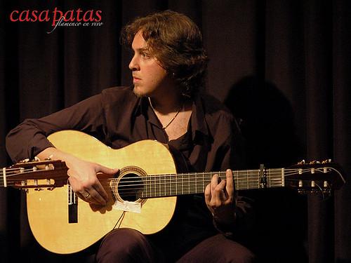 Luis Amador por Martín Guerrero para Casa Patas