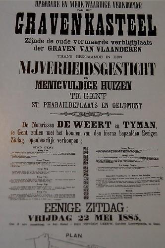 het gravensteen (1885)