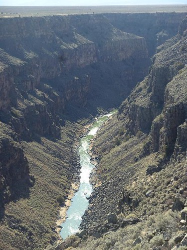 NM, Rio Grande Gorge Bridge 4