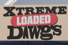 Xtreme Loaded Dawgs at Nationals Park in Washington, DC