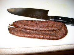 Dried Beef Sausage Ring