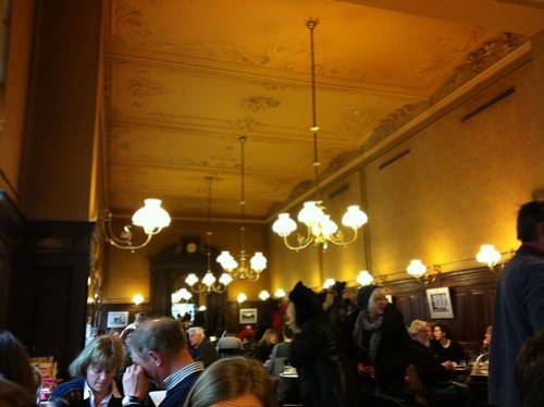 Cafe Sperl Vienna - 04