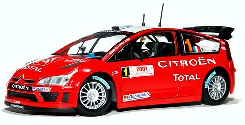 Motorama C4 rally