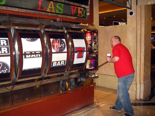 my favorite slot machine (66/365)