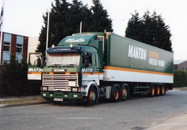 Manton's 143 - Braintree