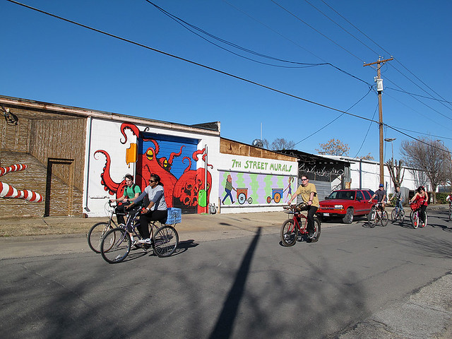 Oak Cliff Murals