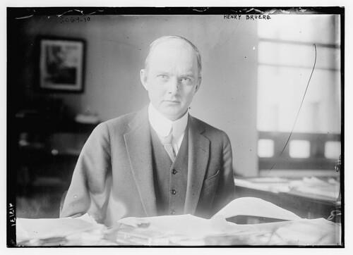 Henry Bruere (LOC)
