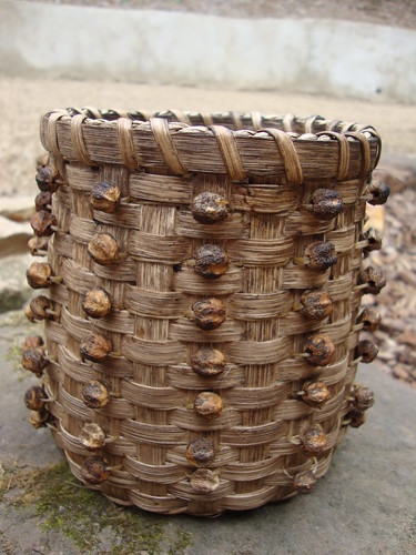 Chinaberry Basket By Marilyn Huey