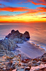 Lands End Sunrise