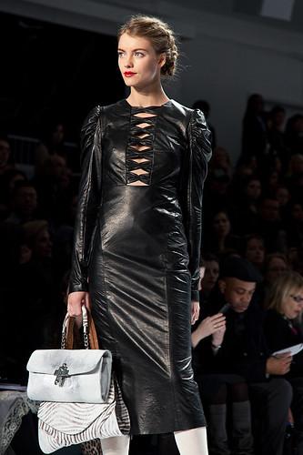 New York Fashion Week Fall 2011 - Nanette Lapore 24