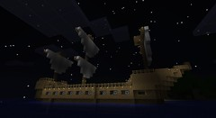 Minecraft Pirate Ship