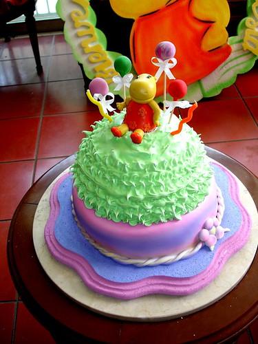 Tasha cake