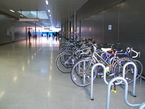 Cycle Parking, Dalston Junction
