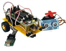 Robot Edukasi AVR Plus/2 - NEXT SYSTEM Robotics Learning Center