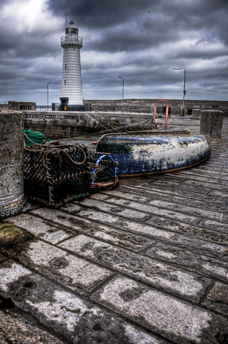 Donaghadee lighthouse by jonny.andrews65