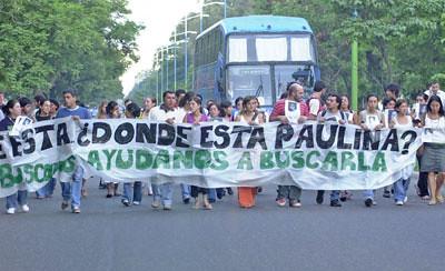 Justicia por Paulina Lebbos