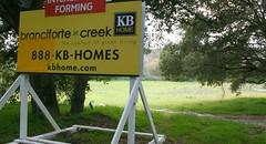 Brancifort Creek development