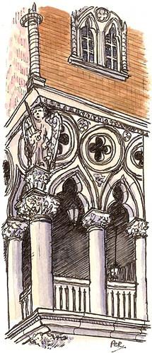 venetian detail