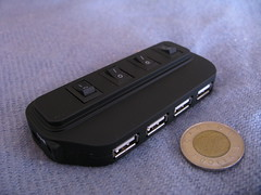 USB Hub w/ Independent Switches