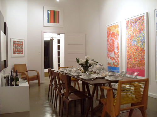 Sushi and Champagne Dinner for 10 at Bryce Hudson's studio
