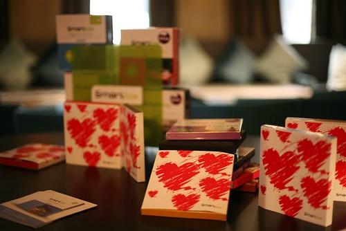 Cofanetti regali per San Valentino