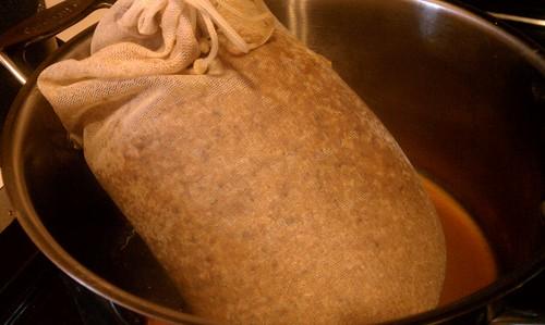 Bag 'o grains