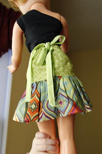 doll skirt 1