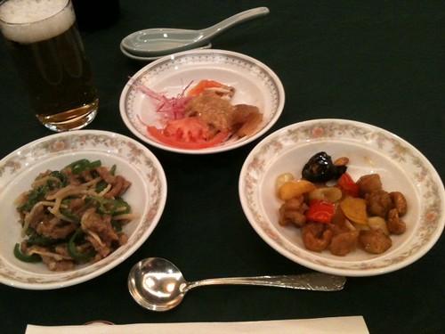 中華が美味い