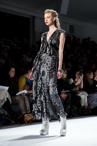 New York Fashion Week Fall 2011 - Nanette Lapore 40