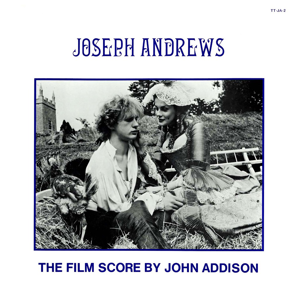 John Addison - Joseph Andrews