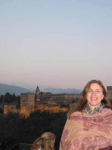 Me at Mirador San Nicolas