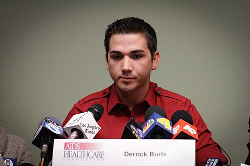 Derrick Burts Press Conference