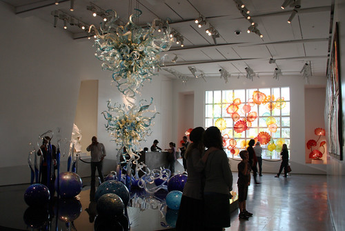 Dale Chihuly, Litvak Gallery