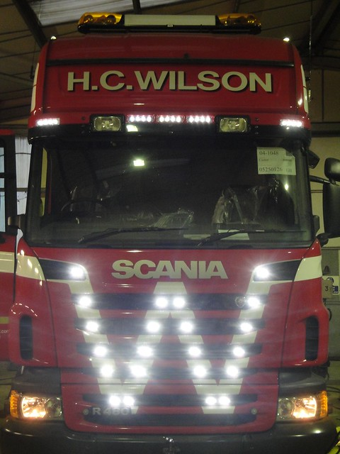 HCW New Truck Lights