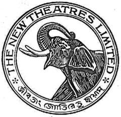 Logo of New Theatres , Calcutta