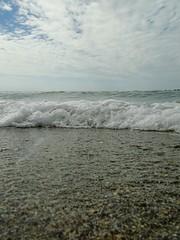 墾丁小灣海浪