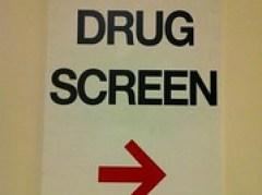 Pre–employment drug testing