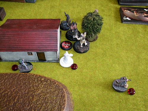 Malifaux Story Event - Game 2