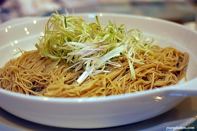 spring onion mee