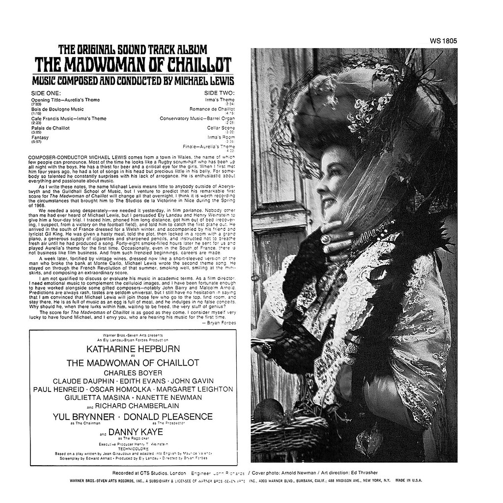 Michael J. Lewis - The Madwoman of Chaillot