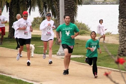 running families