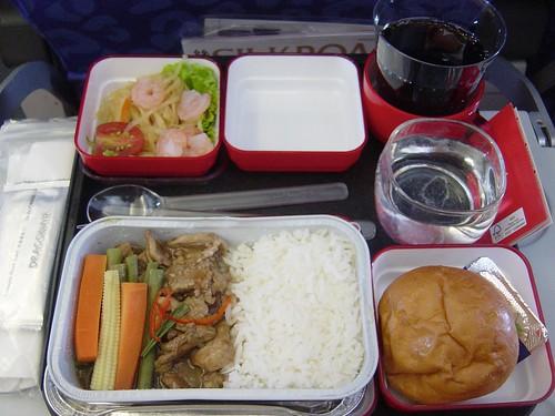 [AirMeal]2011-1月港龍航空經濟艙飛機餐(普吉島飛香港) @ hohobear吃吃喝喝看世界 :: 痞客邦