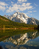 Mt Moran Reflections by bhophotos