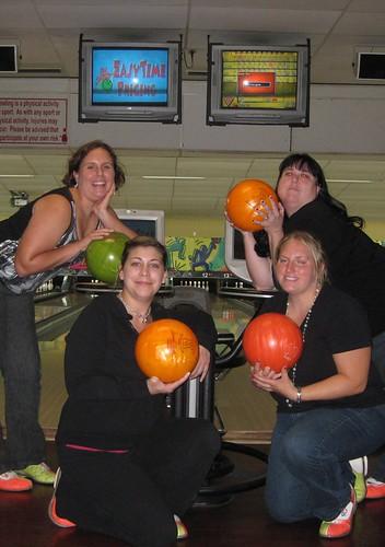 bowling Babes!