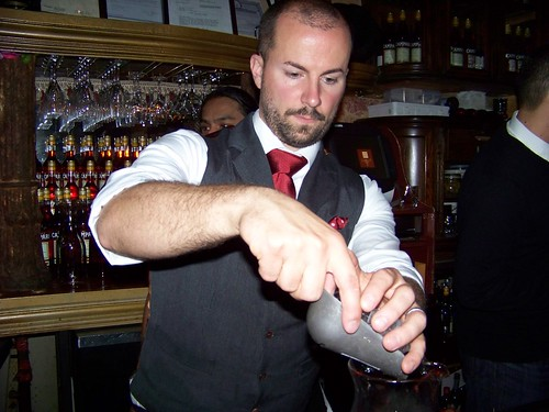 Abou-Ganim, aka The Modern Mixologist , mixed up the classic Negroni ...