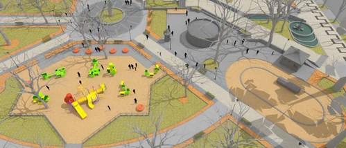 nueva plaza urquiza